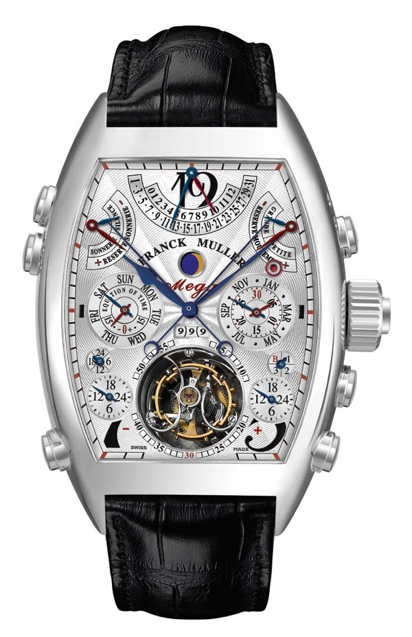 valuable watch FRANCK MULLER AETERNITAS MEGA 4