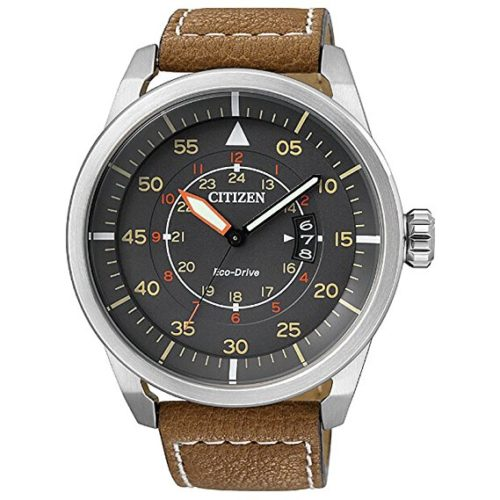 Citizen Aviator Eco Drive AW1360-12H aviator