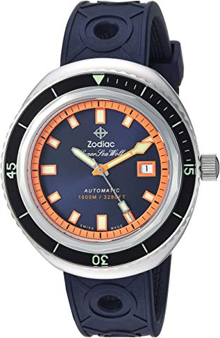 3300 feet - 1000 Meter Diving Watch