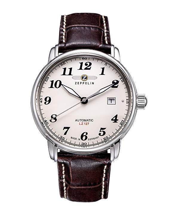 Alternative automatic watch