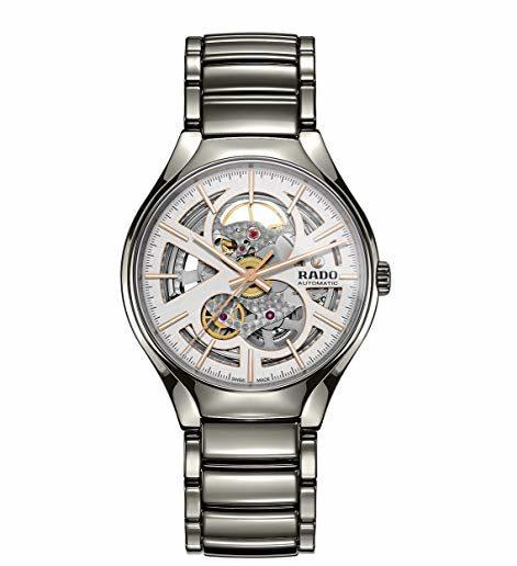 Automatic skeleton watches rado