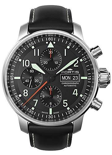 Aviator chronograph Fortis aviatis Aviatore Professional