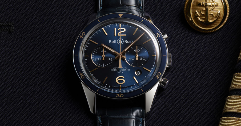 Bell & Ross expensive watch