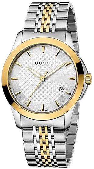 Brand Women's Watch - Gucci Two Tone YA126409