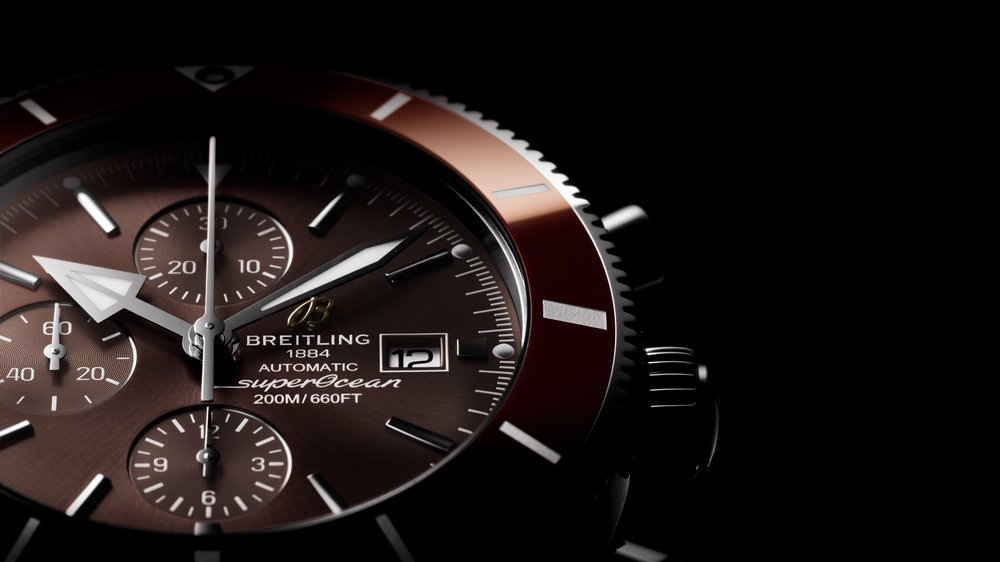 Expensive Breitling watches