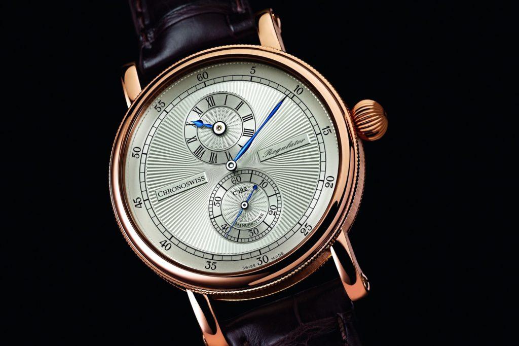 Chronoswiss luxury watches