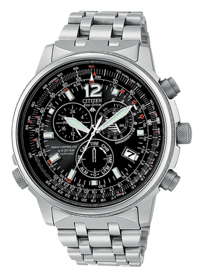 Citizen Chrono Pilot Super Titanium AS4050-51E