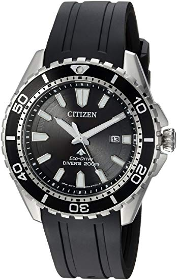 Citizen Eco Drive BN0190-07E diver's watch