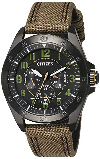 Citizen Eco-Drive Military BU2035-05E Military Watch