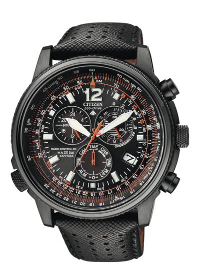 Citizen Eco Drive black