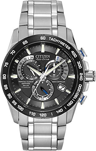 Citizen Men's Watch Eco-Drive AT4010-50E