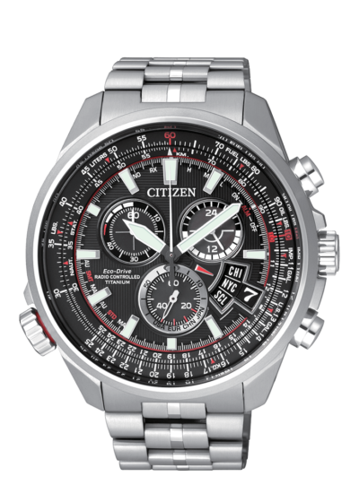Citizen Radio Controlled – The Pilot BY0120-54E