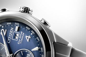 Citizen Eco-Drive: Light-powered watches