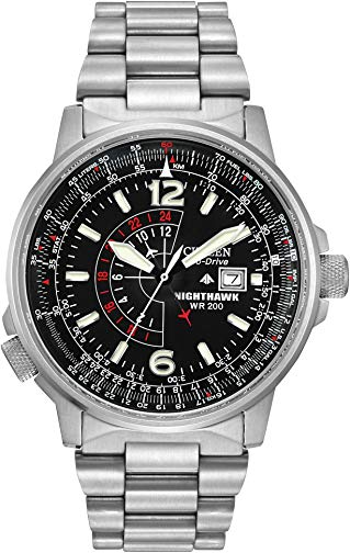 Citizen eco drive skyhawk
