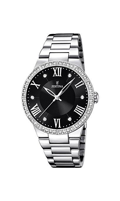 Elegant women's watches - Festina Mademoiselle F16719-2
