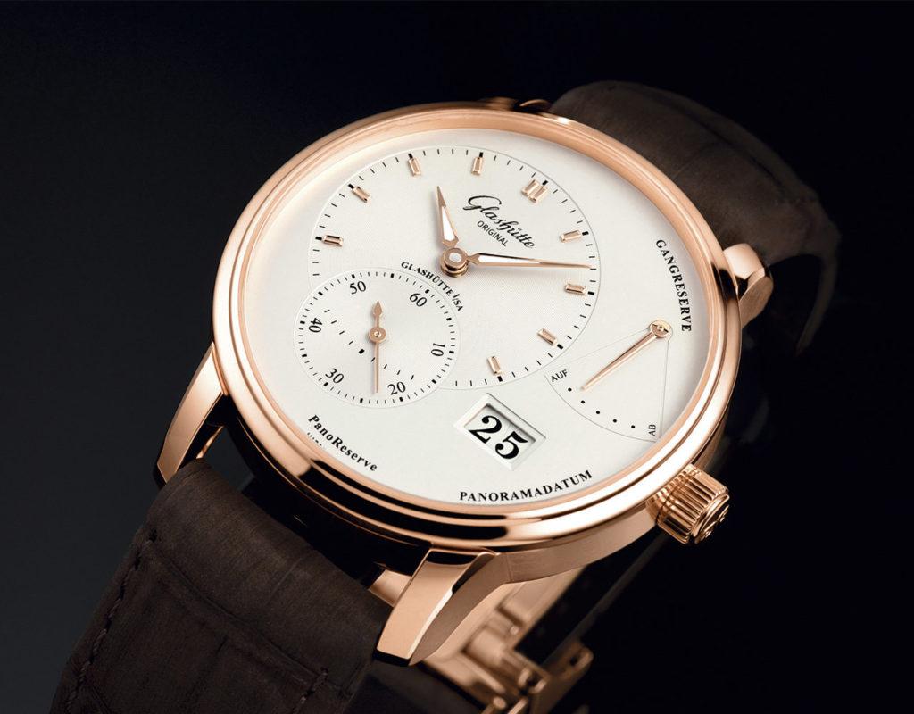 Glashutte Original watches