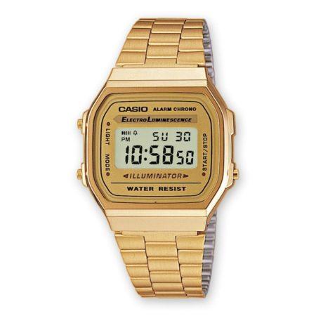Gold-colored Casio