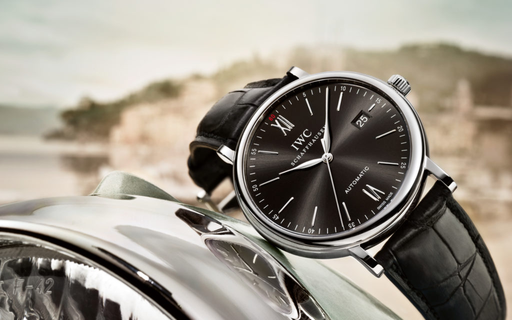 IWC luxury watches
