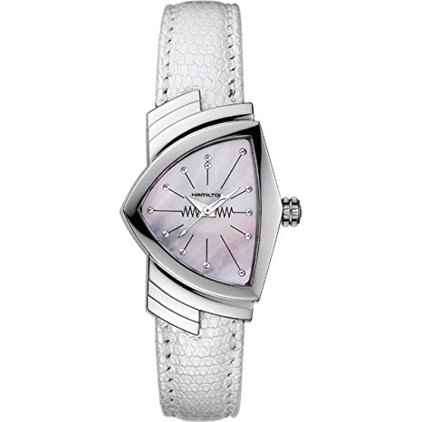 Luxury ladies watches - Hamilton mother of pearl H24211852