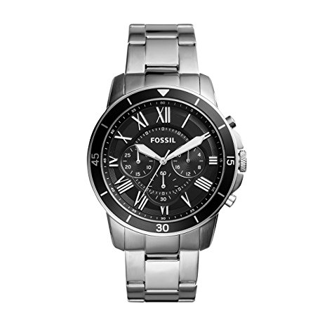 Man Watch Fossil FS5236 with Roman numerals