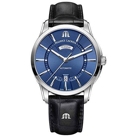 Maurice Lacroix PONTOS DAY DATE automatic Swiss watch