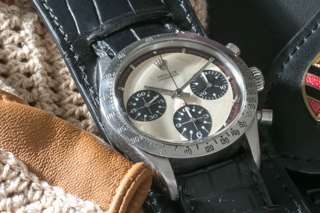 Most expensive Rolex watch in the world - rolex daytona paul newman