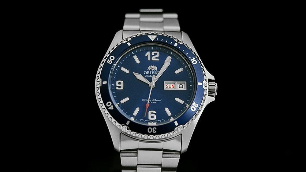 Orient Mako 2 Blue