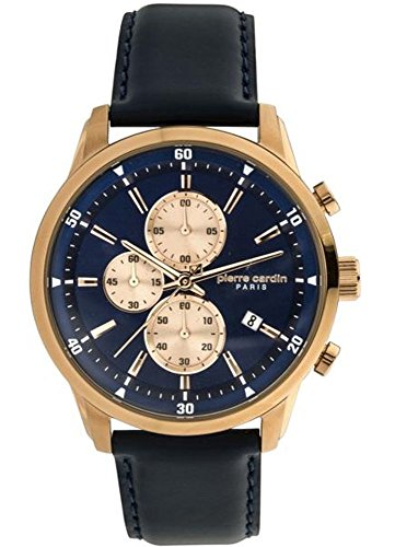 Pierre Cardin Men's Watch gold color PC902321F04