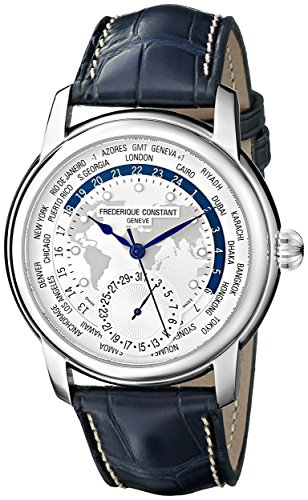 Prestigious Man Watch FREDERIQUE CONSTANT FC-718WM4H6