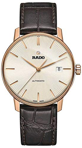 Rado timepiece in leather R22861115 man