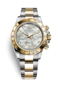 Rolex Daytona Dial with Diamonds 116503-0007