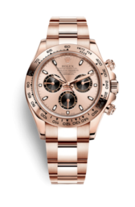 Rolex Daytona Gold Everose 116505-0001
