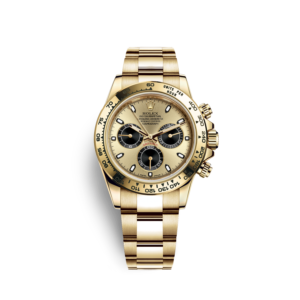 Rolex Daytona Oyster, 40 mm, yellow gold 116508-0014