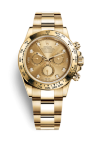 Rolex Daytona Oyster Champagne Bracelet 116508-0006