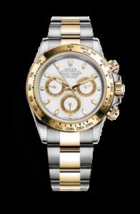 Rolex Daytona White Dial 116503-0001