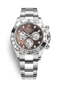 Rolex Daytona White gold 116509-0044