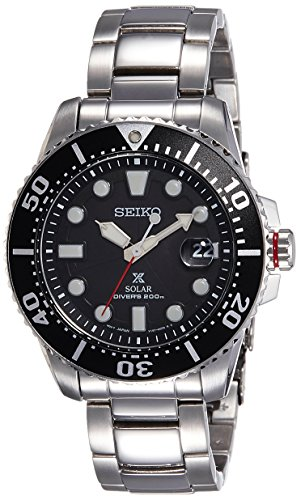 Seiko SNE437P1 Men's Watch steel