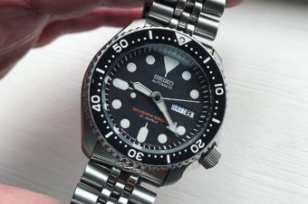 SEIKO skx007 – One of the Best Automatic Watches (Review)