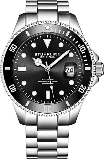 Steel Automatic Watch