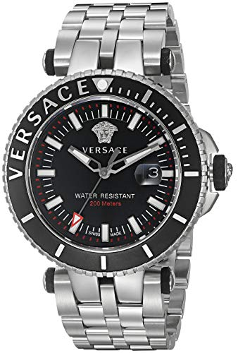 Stylish Versace men's watch
