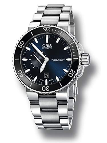 Swiss luxury watch Oris Aquis Small Second