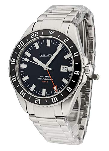 Swiss watch Eberhard & Co scafograf GMT 41038.1 CAD