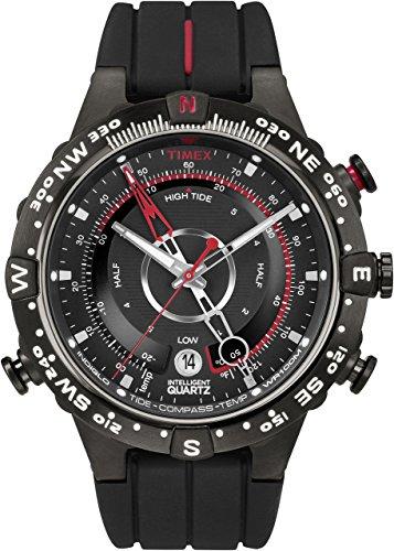 Timex Silicone Analog Men's Wrist Watch