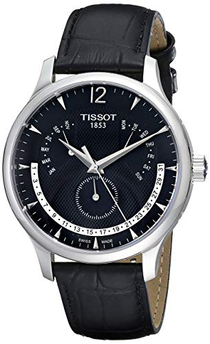 Tissot T0636371605700 - Traditional Swiss men's watch