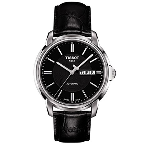 Tissot men's elegant watch