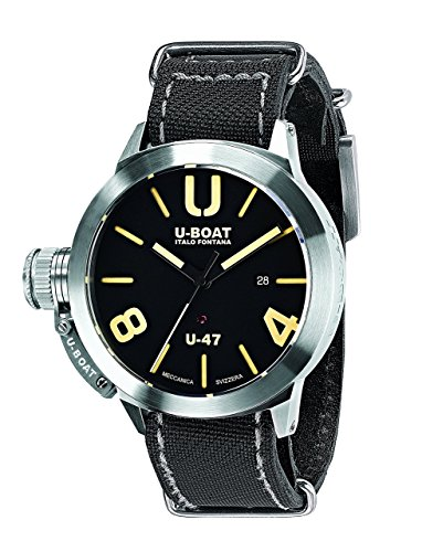 U-Boat 8105.0 men's diving wristwatch