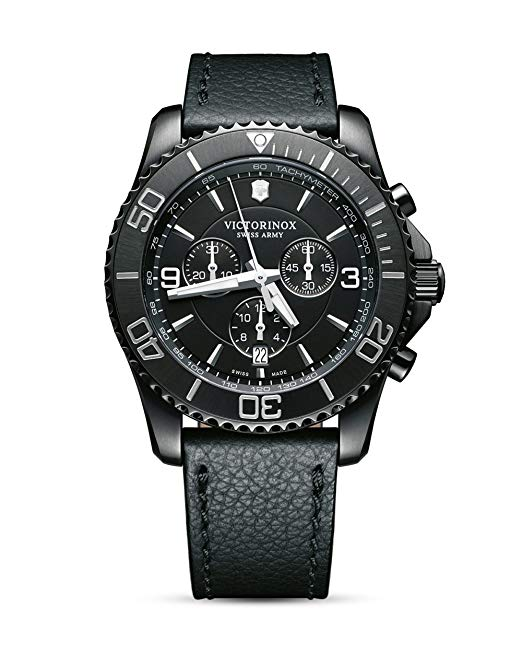 Victorinox black watch 241786
