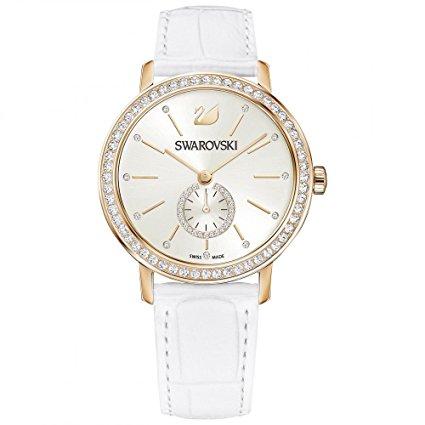 White Women's Watch – Swarvoski Graceful Lady 5295386