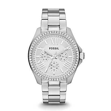 Woman large dial watch - Fossil - Cecile AM4481