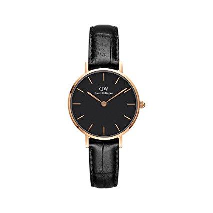 Women's black watch - Daniel Wellington DW00100223